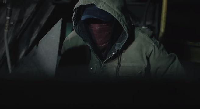 Geoff Redknap rilegge il mito dell'uomo invisibile nel trailer di The Unseen