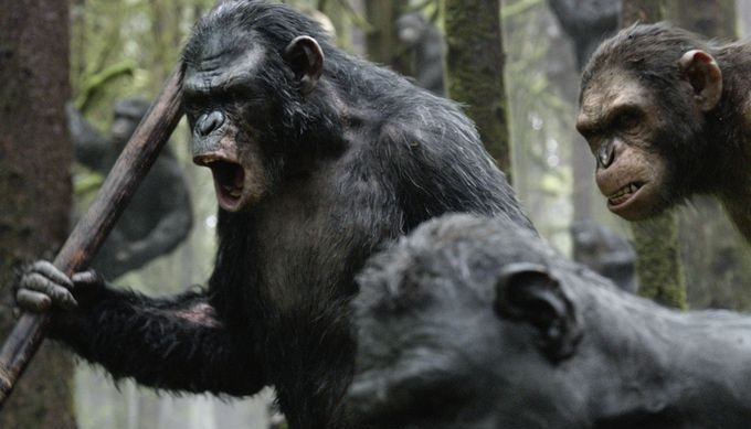 Rivelata la trama di War for the Planet of the Apes, ci aspetta uno scontro epico tra civiltà