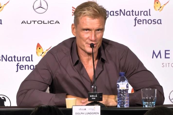 [conferenza stampa Sitges 49]: Dolph Lundgren a tutto tondo, da He-Man ad Arrow, passando per Universal Soldier