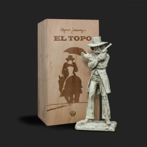 el-topo-alejandro-jodorowsky-statua