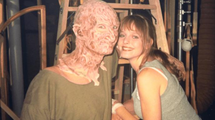 Robert Englund lancia il nuovo sito web con decine di scatti inediti di Freddy Krueger!