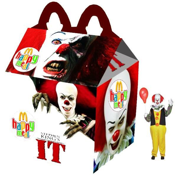 Fate una spaventosa merenda con i 27 Happy Meal ispirati a film e serie TV horror