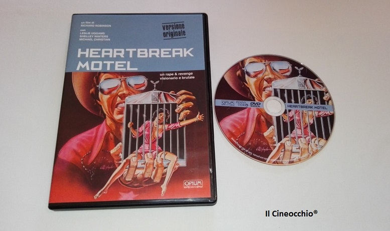 [recensione DVD] Heartbreak Motel di Richard Robinson