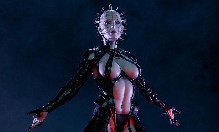 Fate la conoscenza della Hell Priestess, la sexy cenobita che vi darà gli incubi!