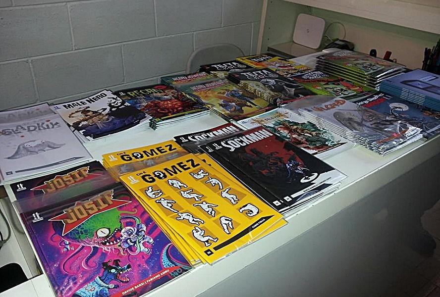 It Comics: nasce a Milano l'etichetta indipendente del fumetto italiano. Ecco cos'è successo alla presentazione