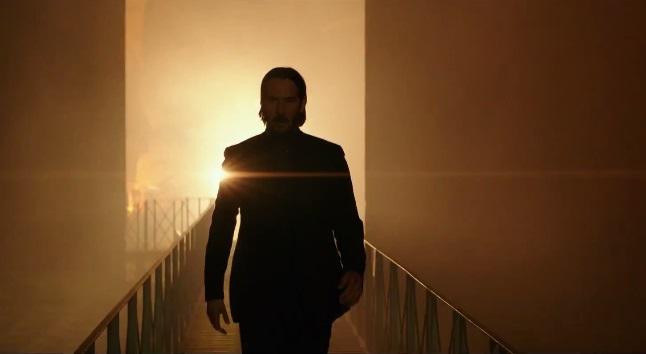 Keanu Revees fa piazza pulita nel trailer di John Wick: Chapter 2