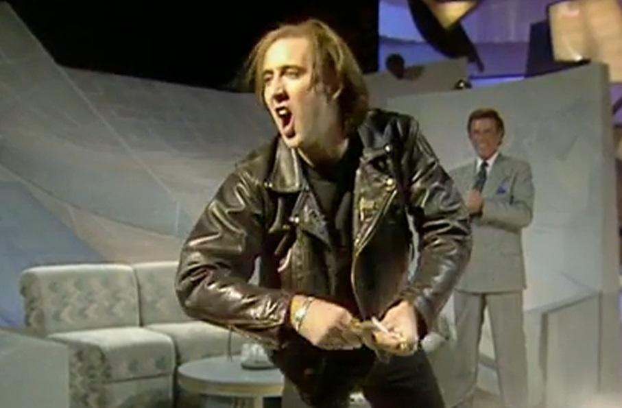 Nicolas Cage parla di Dog Eat Dog, degli scarafaggi e di Terry Wogan