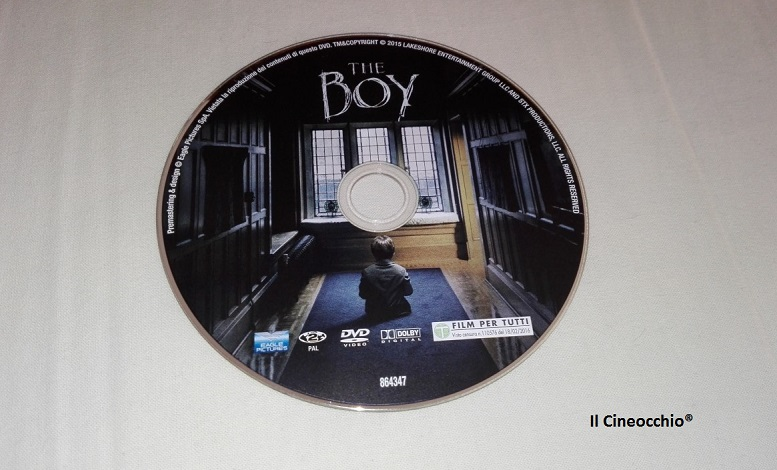 [recensione DVD] The Boy di William Brent Bell