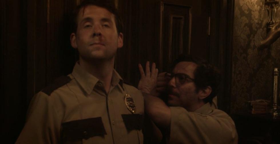 [cortometraggio] Due poliziotti affrontano un mostro nell'horror comedy Bundle of Nerves