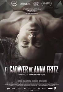el-cadaver-de-anna-fritz-di-hector-hernandez-vicens-poster
