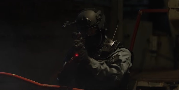 Zul Ariffin a capo della squadra d'assalto nel trailer dell'action J.Revolusi