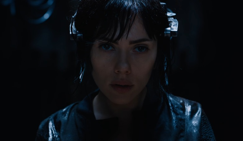 Ghost In The Shell, il primo trailer del film con Scarlett Johansson
