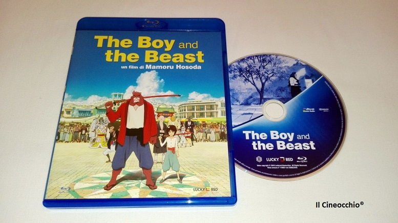 [recensione Blu-Ray] The Boy and The Beast di Mamoru Hosoda