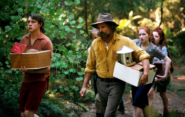 [recensione] Captain Fantastic di Matt Ross