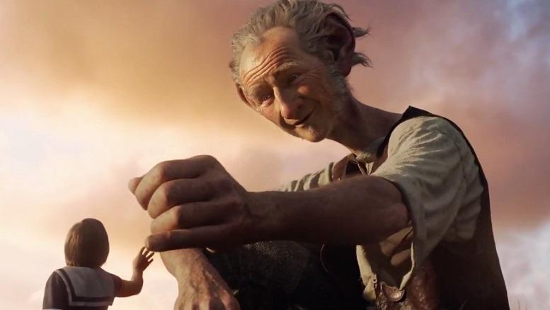 [recensione] Il GGG – Il Grande Gigante Gentile di Steven Spielberg