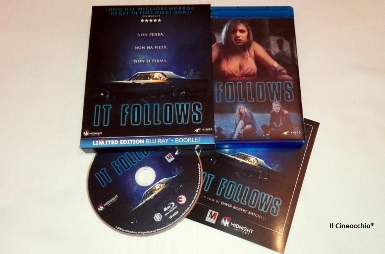 [recensione Blu-Ray] It Follows di David Robert Mitchell