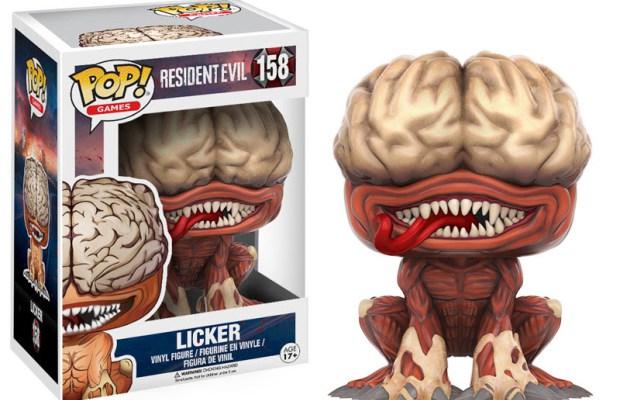 Il Licker guida la carica delle Funko POP! dedicate a Resident Evil