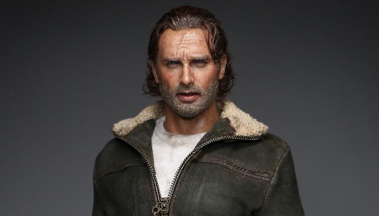The Walking Dead: le nuove action figures di Rick Grimes sembrano vive!