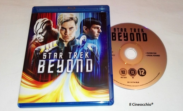 [recensione Blu-Ray] Star Trek Beyond di Justin Lin