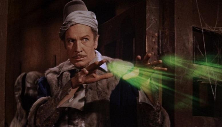 Sapevate che Vincent Price ha ispirato il look di Doctor Strange?
