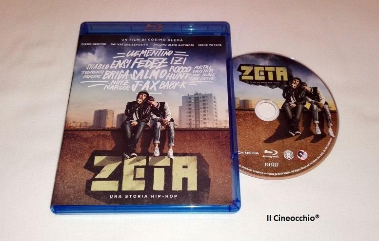 [recensione Blu-Ray] ZETA di Cosimo Alemà