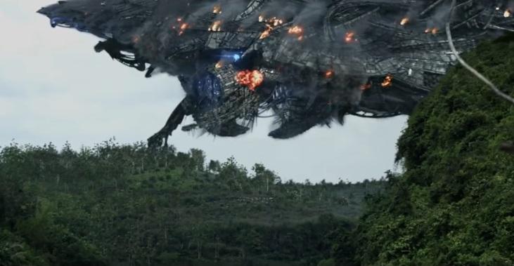 Iko Uwais pronto per affrontare gli alieni nella giungla nella clip di Beyond Skyline