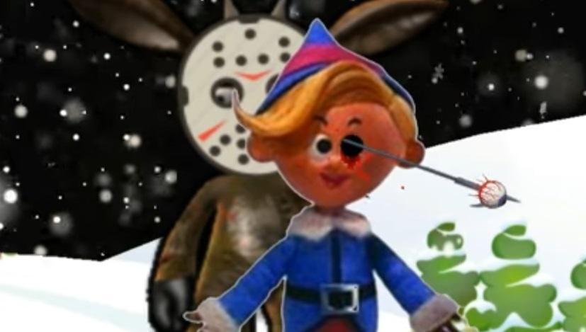 [cortometraggio] Jason The Killer Reindeer ci regala il sanguinario Natale di Venerdì 13