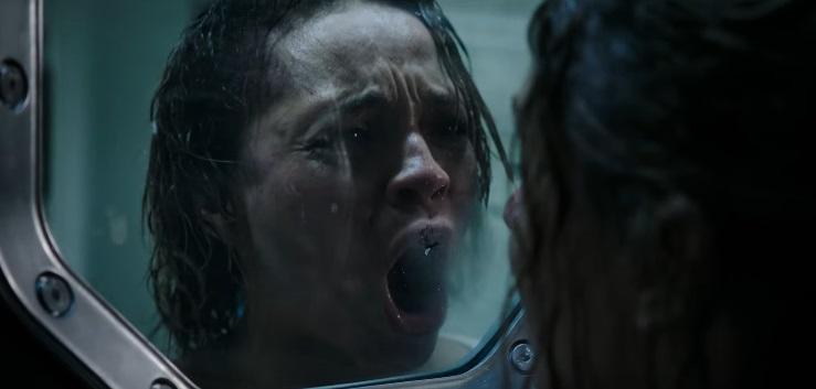 Lo spazio profondo è orrore puro nel trailer italiano Alien: Covenant