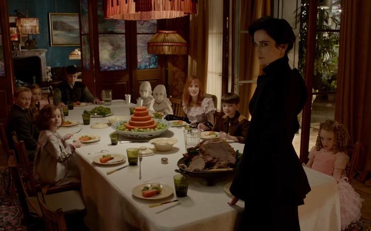 [recensione] Miss Peregrine – La Casa dei Ragazzi Speciali di Tim Burton