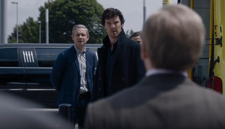 Sherlock: oscuri segreti nel drammatico trailer della stagione 4 della serie