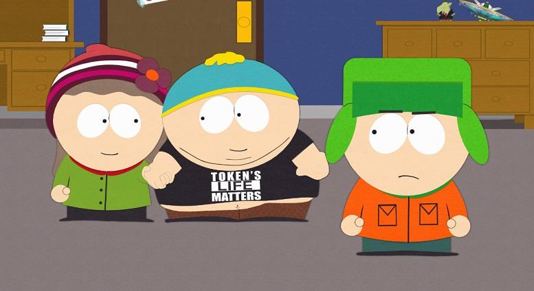South Park grande pene