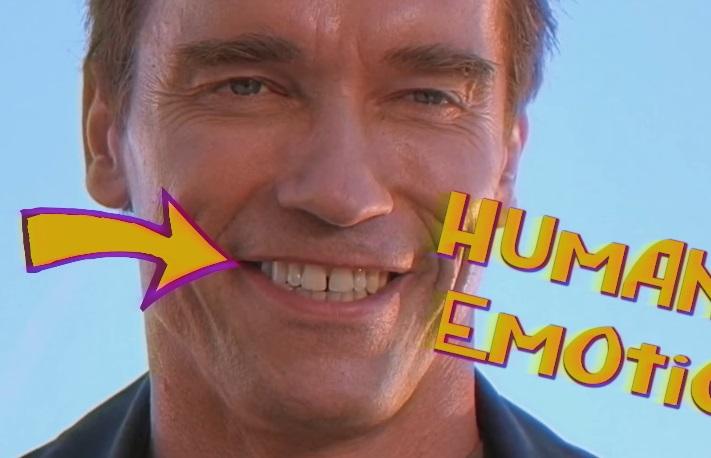 Terminator 2 diventa una pubblicità di giocattoli anni '90
