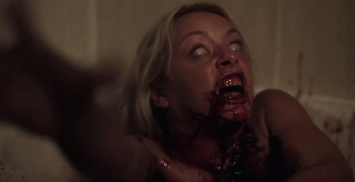 Un weekend alcolico si tinge di demoniaco nel trailer di The Snare
