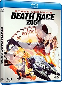 Death Race 2050 (Blu-Ray)
