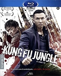 Kung Fu Jungle (Blu-Ray)