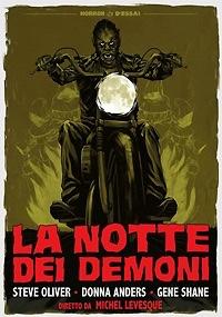 La Notte dei Demoni (DVD)