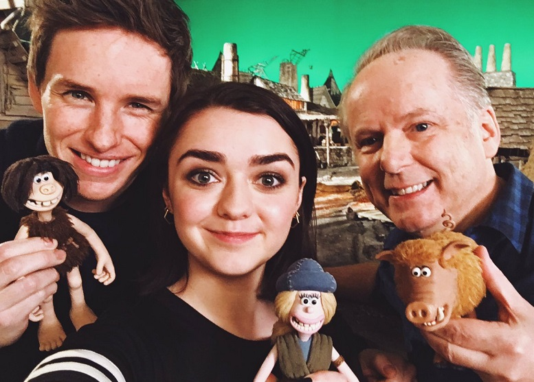 Maisie Williams Early Man