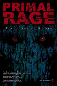 Primal Rage The Legend of Oh-Mah poster