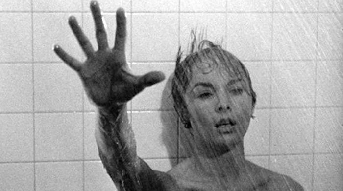 Psycho scena doccia
