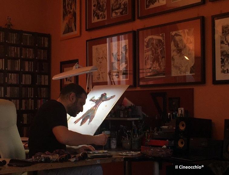 Simone Bianchi studio (2)