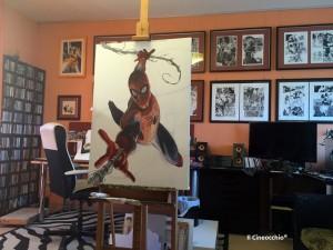 Simone Bianchi studio