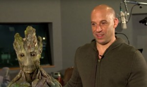 Vin Diesel Guardiani della Galassia