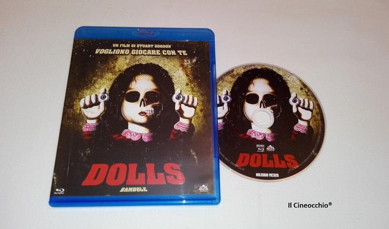 [recensione Blu-Ray] Dolls di Stuart Gordon
