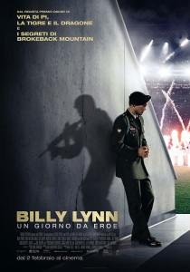 locandina Billy Lynn - Un Giorno da eroe