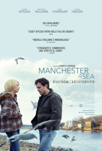 locandina Poster Manchester by the Sea