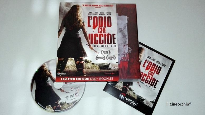[recensione DVD] L'Odio Che Uccide - Some Kind Of Hate di Adam Egypt Mortimer