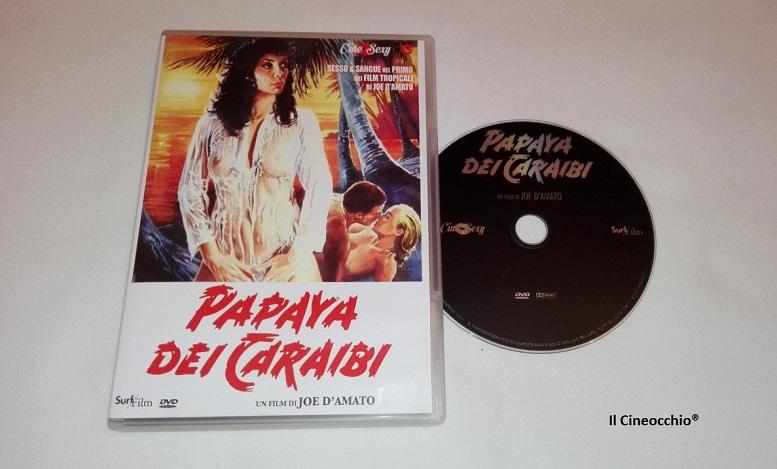 [recensione DVD] Papaya dei Caraibi di Joe D'Amato