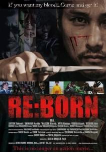 re born poster Yûji Shimomura