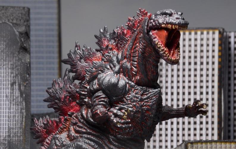 La NECA scatena il suo Shin Godzilla da collezione
