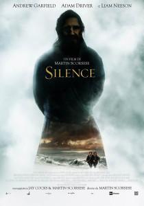 silence film locandina